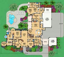 house plans with inlaw quarters european style house plans 14814 square foot home 3