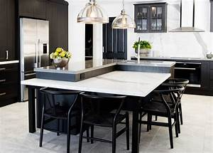 How, To, Work, A, Breakfast, Bar, Into, Your, Kitchen, Design