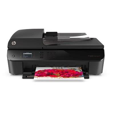 Follow as directed on screen and when it prompts you to select the connection type for your hp deskjet 4645 printer to connect with the network, sort out the option, usb cable connection and connect when. HP Deskjet Ink Advantage 4645 (B4L10C) | HPobchod.sk