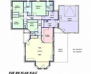 Plan De Construction : constructeur nantes maison individuelle plan ~ Melissatoandfro.com Idées de Décoration