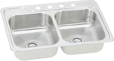 33x22 stainless steel sink drop in elkay 33x22 bowl sink ecc3322