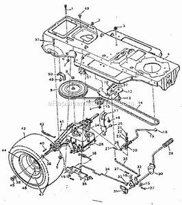 Craftsman 502255381 Parts List And Diagram