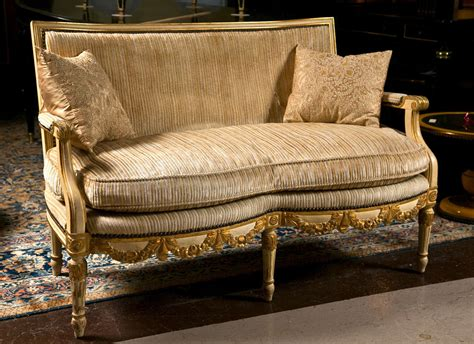 canapé louis louis xiv style canape sofa settee at 1stdibs