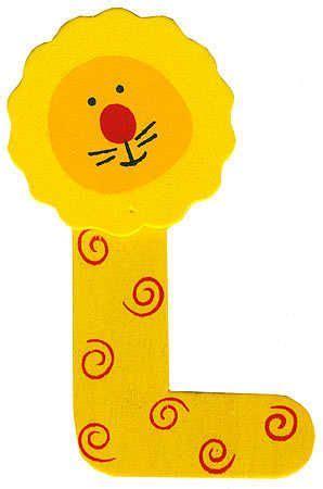 3 letter animals alphabet craft painted alphabet letter quot l quot animal 20059   5695700821ac3e0f20dca3f78b0ca18d