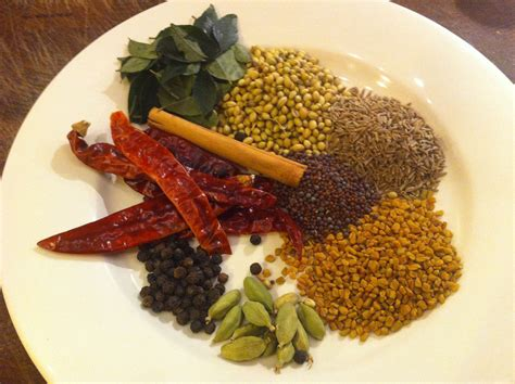 Tony Hill?s Madras style Curry Mix   Little Bird Therapies