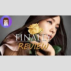 Namie Amuro (安室奈美恵) 'finally'  Bestof Review Youtube