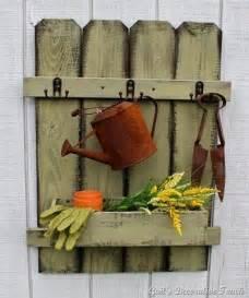 Picket Fence Organizer
