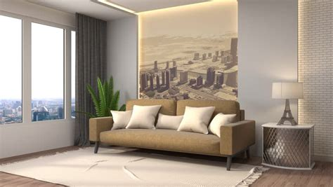 Living Room Hd Photos by Building Up Modern Living Room Stock Footage 100