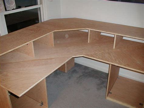 how to make a corner computer desk diy corner desk will be making a desk similar to this