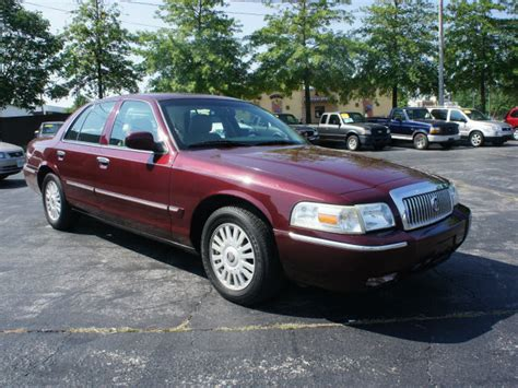2007 Mercury Grand Marquis by 2007 Mercury Grand Marquis Information And Photos