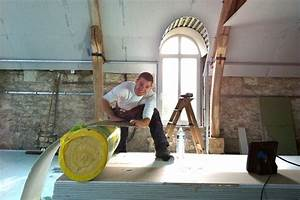 Materiel De Plaquiste : plaquiste angers plaque style cloison isolation murale ~ Edinachiropracticcenter.com Idées de Décoration