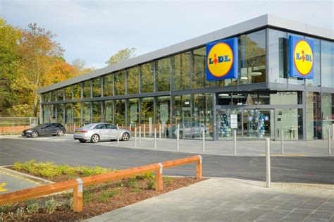 Lidl Signals Expansion Plans With First New Concept Store