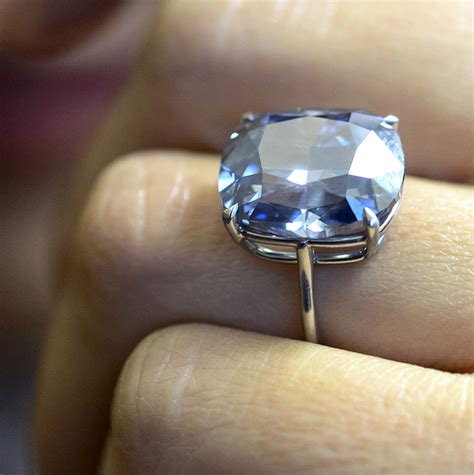 'blue Moon' Diamond Bought At Record Price For 7year Old. Princes Cut Wedding Rings. 1st Year Wedding Rings. Pearl Engagement Rings. Light Yellow Engagement Rings. 6 Stone Rings. 1.1 Carat Engagement Rings. Sideways Engagement Rings. Turquoise Color Engagement Rings