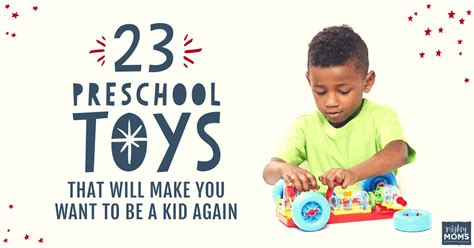 23 preschool toys that will make you want to be a kid 922 | Preschool Toys Facebook AD
