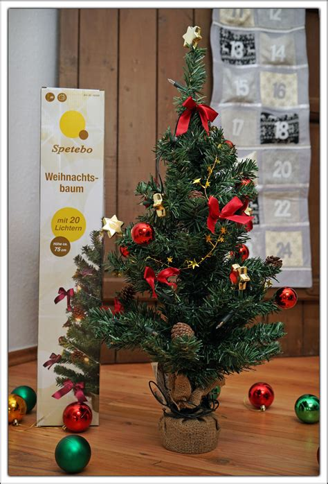 Weihnachtsbaum Bunt Geschmückt by Weihnachtsbaum Geschm 252 Ckt 75 Cm 20er Lichterkette