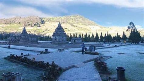 tempat wisata berudara sejuk  jawa tengah  cocok