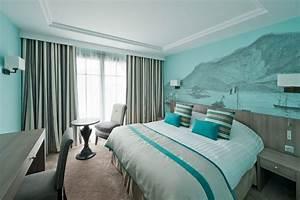 deco chambre bleu chambre bleu canard et jaune 19 rennes With chambre bébé design avec livraison fleurs saint malo