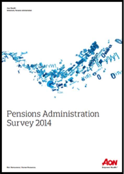 key benefit administrators phone number pensions administration survey 2014 aon uk