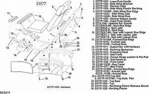 Lazy Boy Recliner Parts Diagram