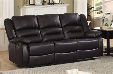 homelegance reclining sofa reviews homelegance jarita double reclining sofa bi cast vinyl