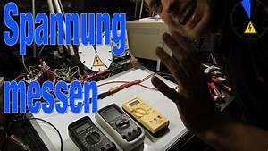 Spannung Messen Multimeter : spannung messen mit dem multimeter youtube ~ A.2002-acura-tl-radio.info Haus und Dekorationen