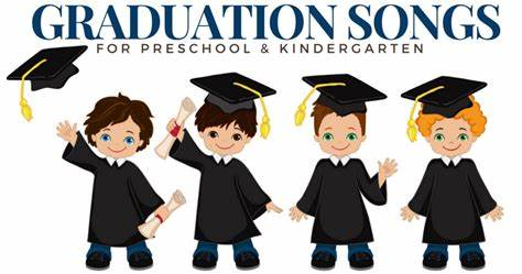 Music Tested In Kindergarten graduation songs for preschool & kindergarten
