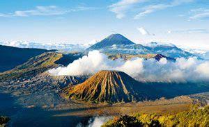 destinasi wisata terpopuler terindah terbaik  indonesia