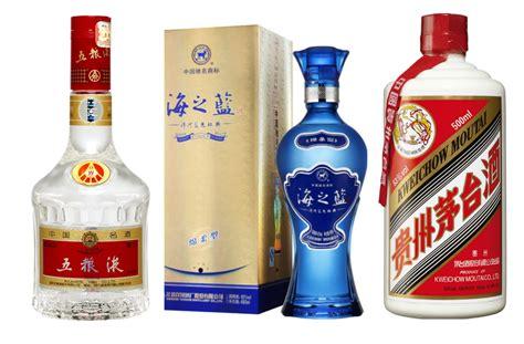 baijiu brands china most valuable spirits wine spirit competition food shanghai iwsc gin