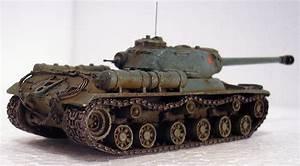 Russian World War II JSll Tank