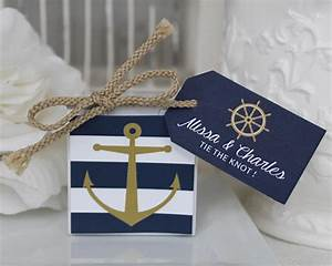 personalized nautical anchor favor box my wedding favors With kitchen colors with white cabinets with personalized stickers for wedding favors