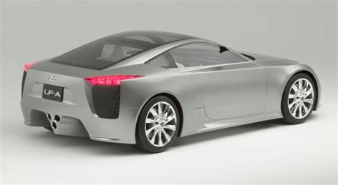 Reliable Luxury Sports Cars by Lexus Lf A Concept Greater Luxury And Reliable Quality In
