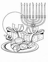 Hanukkah Coloring Pages Menorahs Sheet Monster Greeks Against Jews sketch template