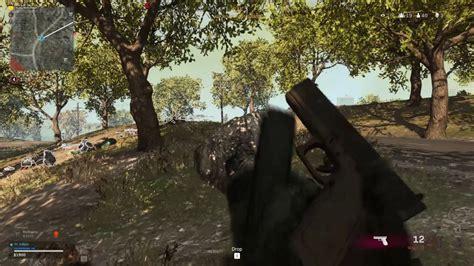 warzone pistol