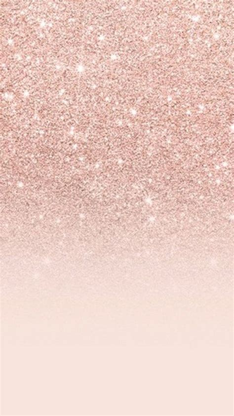 Pretty Iphone 6 Wallpaper Wallpaper Rose Gold Glitter Android Pinterest Gold Glitter Wallpaper And Android