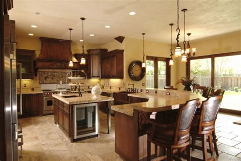 kitchen island with built in custom kitchen island with built in wine cooler home