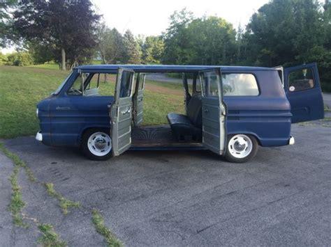 1961 Chevrolet Corvair Greenbrier Van For Sale