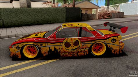 The nissan silvia is the series of sport coupes also known as the nissan s platform. Nissan Silvia S13 1990 B-Aero Kit для GTA San Andreas