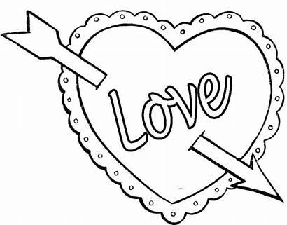 Coloring Valentine Pages Painting Valentines Printables Hug2love