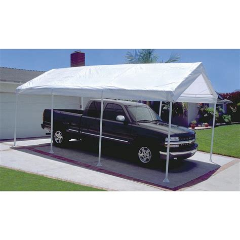 10x20 car deluxe 10x20 moto shade car canopy 155702