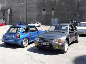 Garage Renault Nice : r5 turbo vs 205 t16 s rie 200 0 autos cars pinterest cars peugeot and dream garage ~ Gottalentnigeria.com Avis de Voitures