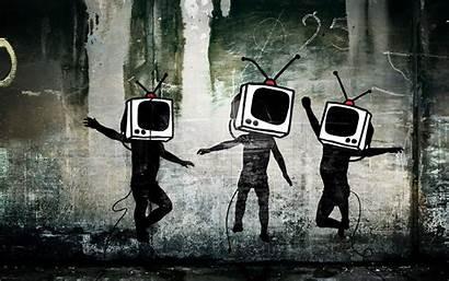 Street Graffiti Background Wallpapers Creative Banksy Wallpoper