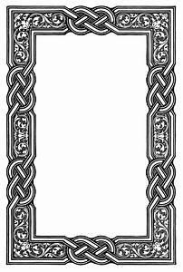 Viking Border Clipart (25+)