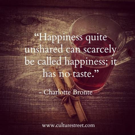culture street quote   day  charlotte bronte