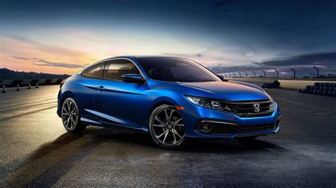 Honda 2019 : 2019 Honda Civic Brings Updated Styling, New Sport Trim