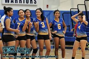 HHSAA Division I Girls Volleyball Hilo Defeats Leilehua