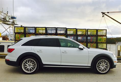 audi a4 white 2017 2017 audi a4 allroad review available avant