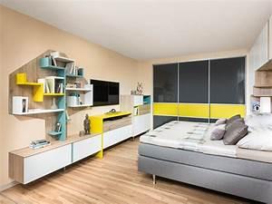 Wohn Und Schlafzimmer Kombinieren Schlafzimmer Ideen