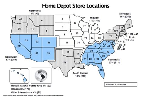 Home Depot Store Hours by A Tale Of Two Retailers Aam Company