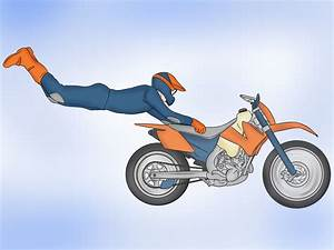 How To Jump On A Dirt Bike 15 Steps With Pictures Wikihow