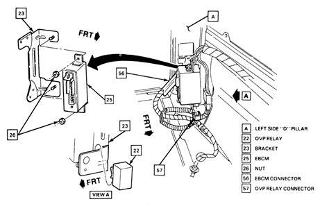 repair anti lock braking 1993 toyota corolla transmission control repair guides anti lock bake system electronic brake control module ebcm autozone com